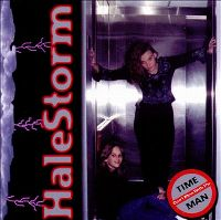 Cover Halestorm - (Don't Mess With The) Time Man [EP]